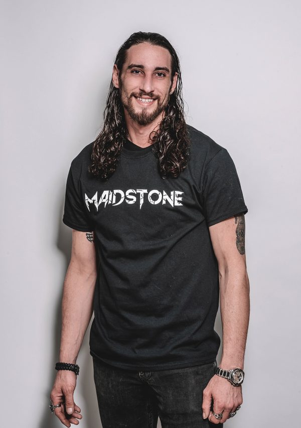 Maidstone T-Shirt Man Photo